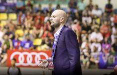 Thang Long Warriors chia tay HLV Predraig  Lukic
