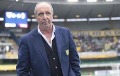 Giampiero Ventura từ chức HLV Chievo Verona