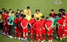 ĐT Việt Nam tập trung tối đa cho trận gặp ĐT Malaysia
