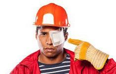 Nguy hiểm: chấn thương ở mắt