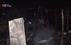 Cháy nhà tại Cà Mau, 1 người thiệt mạng