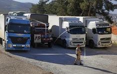 Châu Âu cắt giảm khí thải từ xe tải