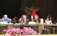 """Bộ trưởng Phạm Bình Minh: """"APEC đã chứng tỏ sức sống mạnh mẽ"""""""