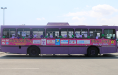Dịch vụ xe bus an toàn cho phụ nữ ở Papua New Guinea