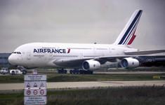 Gần 300 hành khách của Air France đi Thượng Hải bị mắc kẹt 3 ngày ở Serbia