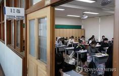 Kỳ thi đại học khốc liệt ở Hàn Quốc