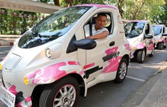 Thái Lan khuyến khích phát triển ô tô điện
