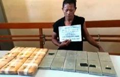 12 bánh heroin và 40.000 viên ma túy tổng hợp đã bị thu giữ tại Sơn La