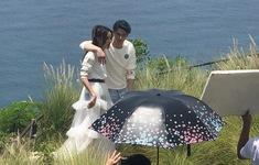Mỹ nam Quách Phẩm Siêu chụp ảnh cưới tại Bali