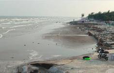 Quảng Ngãi thông tin về việc nhận chìm 15 triệu m3 vật chất xuống biển (TTXVN)