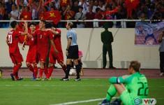 Thắng đẹp ở Mỹ Đình, ĐT Việt Nam chưa biết thua là gì trước ĐT Malaysia ở vòng bảng AFF Cup