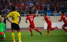 TRỰC TIẾP BÓNG ĐÁ AFF Cup 2018, ĐT Việt Nam 1-0 ĐT Malaysia: Công Phượng mở tỉ số (Hiệp một)