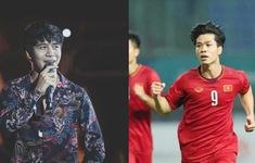 Bên lề AFF Cup 2018: Công Phượng được so sánh với...ca sĩ Thái Lan