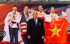 ĐT Taekwondo Việt Nam thi đấu ấn tượng ở giải VĐTG