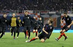 Kết quả bóng đá sáng 16/11/2018: Croatia nuôi hy vọng đi tiếp, Rooney có trận đấu chia tay ĐT Anh