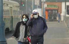San Francisco, Mỹ chìm trong khói độc