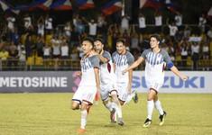 TRỰC TIẾP BÓNG ĐÁ AFF Cup 2018, ĐT Timor Leste 0-2 ĐT Philippines (H1): Steuble nhân đôi cách biệt