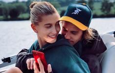 Justin Bieber rất yêu vợ