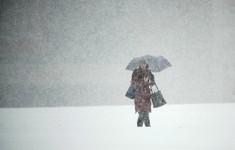 Miền Đông Bắc nước Mỹ hứng trận bão tuyết đầu tiên trong năm 2018