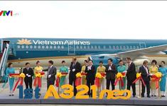 Vietnam Airlines tiếp tục nâng cấp đội bay với máy bay A321neo