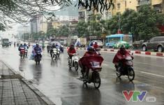 Áp thấp nhiệt đới tiếp tục gây mưa lớn ở các khu vực phía Nam