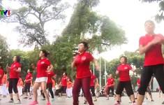 Huấn luyện viên đường phố - Người truyền lửa tinh thần tập luyện thể thao