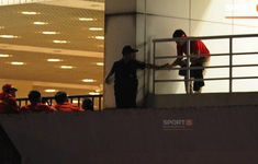 VFF sẽ xử lý nghiêm việc đưa người không có vé vào sân trận ĐT Việt Nam - ĐT Malaysia