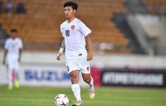 Chân sút số 1 Myanmar có duyên với mành lưới đội bóng Việt