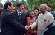 Tổng thống Ấn Độ kết thúc chuyến thăm Quảng Nam - Đà Nẵng