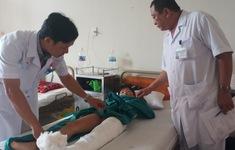 Các nạn nhân vụ sạt lở núi, sập nhà ở Khánh Hòa đã qua cơn nguy kịch