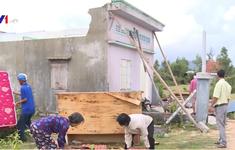 Phú Yên khắc phục hậu quả lốc xoáy