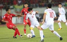 TRỰC TIẾP BÓNG ĐÁ AFF Cup 2018, ĐT Myanmar 0-0 ĐT Việt Nam: Phan Văn Đức, Công Phượng liên tục bỏ lỡ (Hiệp hai)