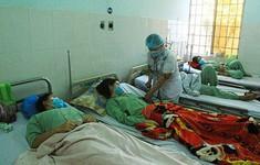 Xuất hiện ổ dịch bạch hầu tại Kon Tum