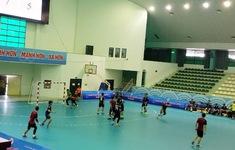 Môn Bóng ném Đại hội Thể thao toàn quốc 2018: Nam Hà Nội giành ngôi Nhất vòng bảng
