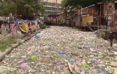 """Đại dương """"ngạt thở"""" vì rác thải nhựa"""