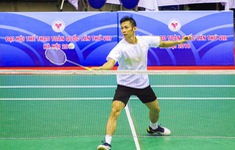 Môn cầu lông Đại hội TTTQ 2018: TPHCM thắng dễ, Bắc Giang giành chiến thắng nghẹt thở