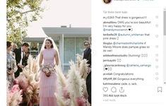 """Tiết lộ thú vị về đám cưới lần 2 của sao phim """"Nhật ký công chúa"""""""