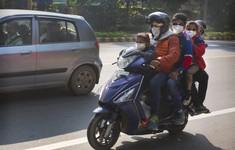 Ô nhiễm không khí là mối nguy hiểm hàng đầu