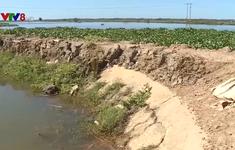 Thừa Thiên Huế: Hơn 300km tuyến đê bị xuống cấp nghiêm trọng