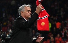 Ngỡ ngàng trước lời Pep Guardiola nói về việc Mourinho bị sa thải