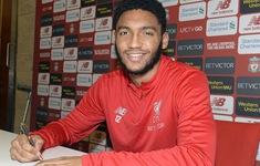 """Liverpool """"thưởng nóng"""" sao trẻ đang gẫy chân"""
