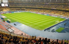 TRỰC TIẾP BÓNG ĐÁ Chung kết lượt đi AFF Cup 2018, ĐT Malaysia - ĐT Việt Nam: Sân Bukit Jalil hiện đã tạnh mưa và rất đông CĐV đã đến