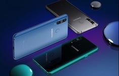 """Ra mắt Galaxy A8s, Samsung đã làm chính điều mà công ty này dùng để """"chế giễu"""" Apple"""