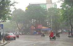 Ngày 11/12, mưa to trút xuống khu vực Quảng Trị - Quảng Ngãi