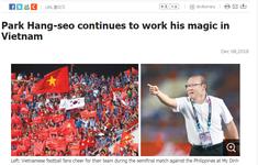 Park Hang Seo tiếp tục phép thần thông tại Việt Nam