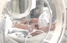 Cẩn trọng: Trẻ bị suy hô hấp do sinh khó
