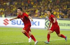 Tiếc nuối nhưng hàng nghìn CĐV vẫn xuống đường ăn mừng sau trận chung kết lượt đi AFF Cup