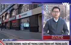 """Đối đầu Mỹ - Trung Quốc: Khi các công ty viễn thông lọt vào """"tầm ngắm"""""""