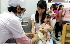Đủ vaccine tiêm chủng tháng 12