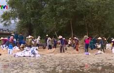 Các tỉnh miền Trung khắc phục hậu quả mưa lũ